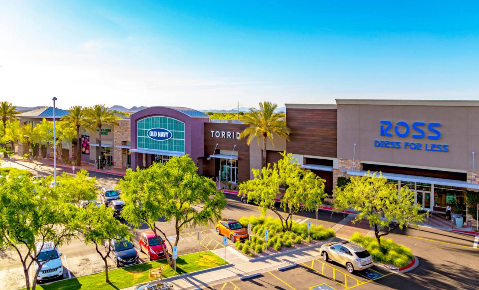 desert ridge mall map Vestar A Shopping Center Company Portfolio desert ridge mall map